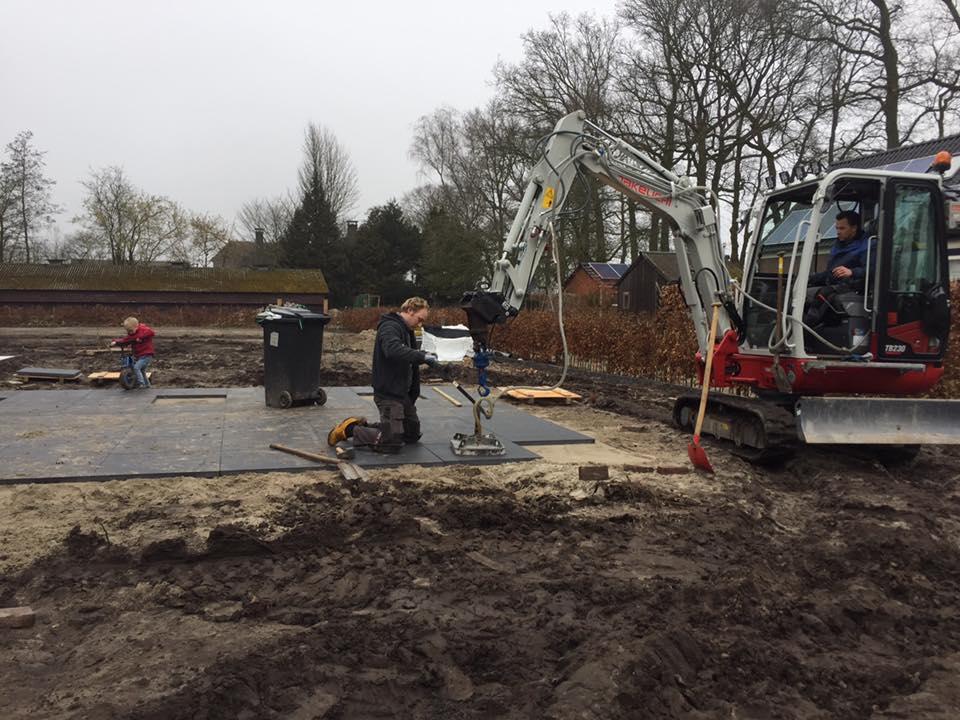 Grondwerk Apeldoorn | AvBeek grond-sloopwerk